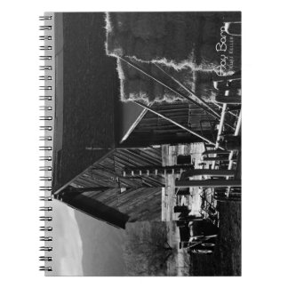Hay Barn Notebook