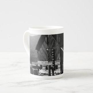Hay Barn Tea Cup