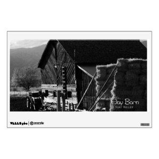 Hay Barn Wall Sticker
