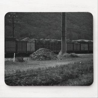 Hay Carriages Mouse Pad