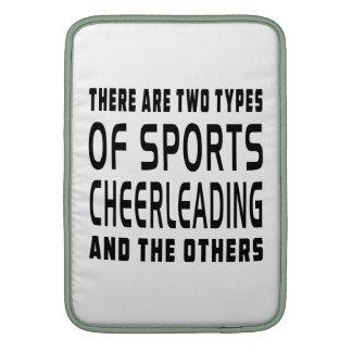 Hay dos tipos de animar de los deportes funda macbook air