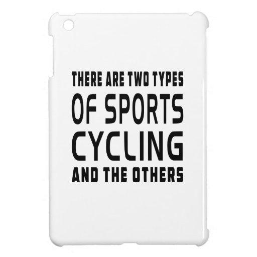 Hay dos tipos de ciclo de los deportes