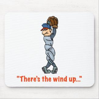 Hay el viento para arriba… Mousepad Tapete De Raton