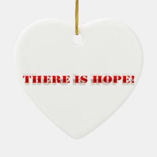 ¡Hay esperanza! Ornatos