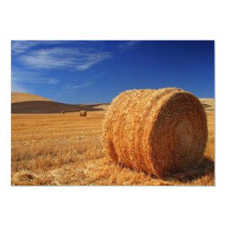 Hay Fields Card