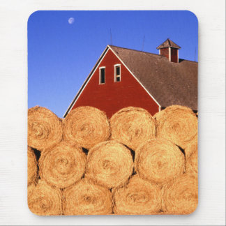 Hay Harvest Mousepad