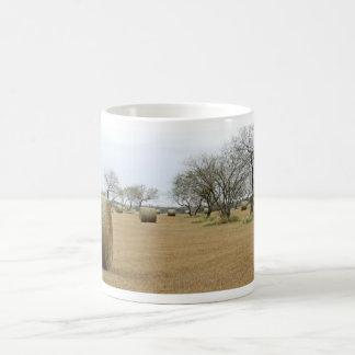 Hay harvest mug