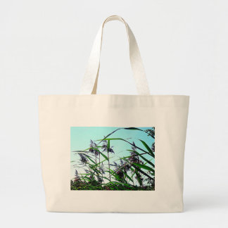 Hay in the summer bags