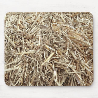 Hay! Is that a..? What's that? Barnyard Ninja Camo Mouse Pad