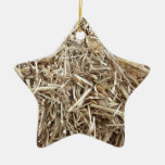 Hay! Is that a..? What's that? Barnyard Ninja Camo Christmas Ornament