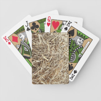 Hay! Is that a..? What's that? Barnyard Ninja Camo Poker Cards
