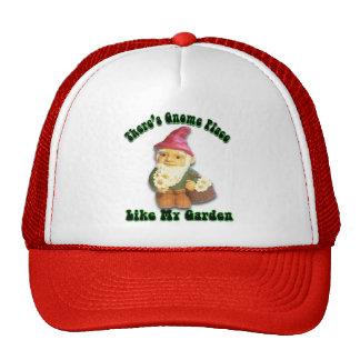 Hay lugar del gnomo como mi gorra del jardín