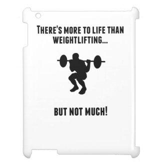 Hay más a la vida que levantamiento de pesas