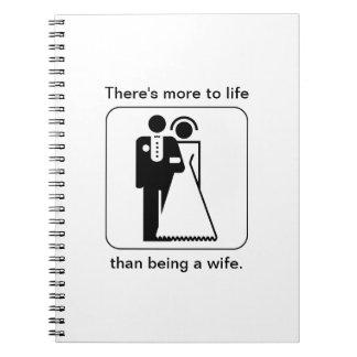Hay más a la vida que siendo un cuaderno #1 de la