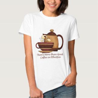 Hay más que el buen café en Etiopía Playera