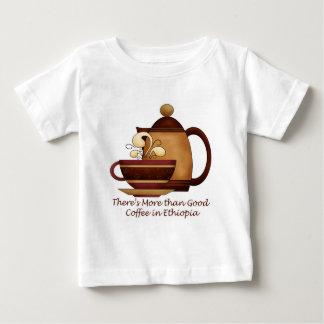 Hay más que el buen café en Etiopía Remera