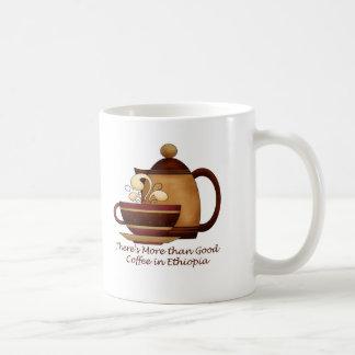 Hay más que el buen café en Etiopía Taza Clásica