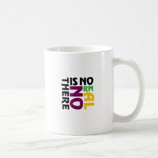 Hay no normal taza clásica