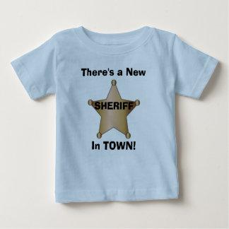 ¡Hay nuevo sheriff en CIUDAD! Polera