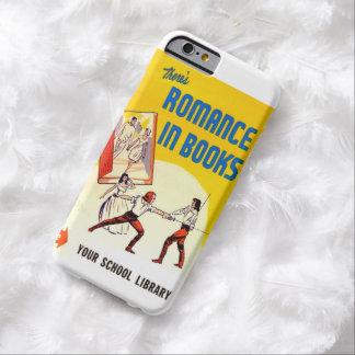 Hay romántico en caso del iPhone 6 del anuncio del Funda Barely There iPhone 6