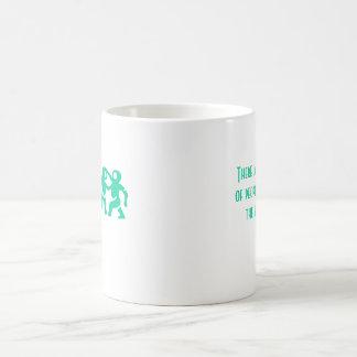 Hay solamente 2 clases de gente en este mundo… taza de café