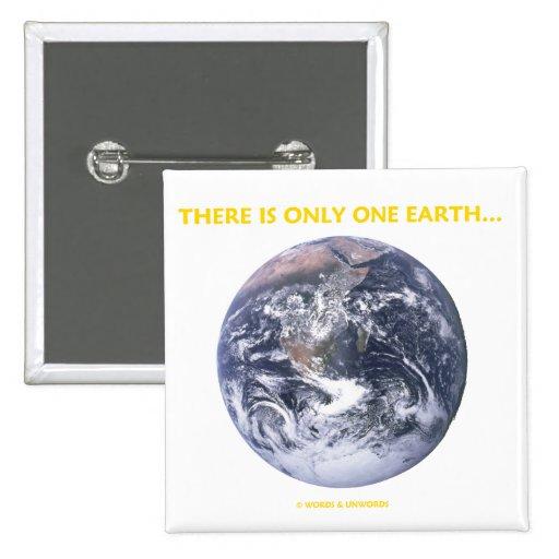 Hay solamente una tierra… (Tierra de mármol azul) Pins
