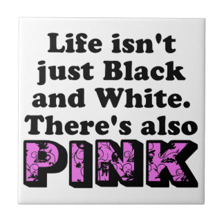 Hay también rosado azulejo cuadrado pequeño