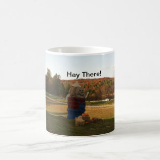 Hay There! Coffee Mug