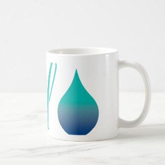 Hay un aceite para ese trullo azul taza clásica