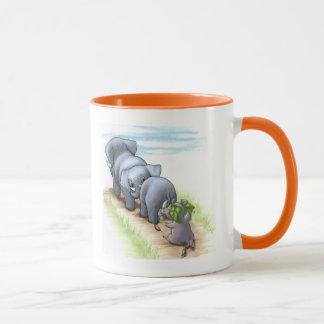 Hay un nuevo rinoceronte en la línea taza del