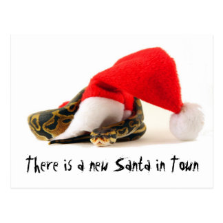 Hay un nuevo Santa en ciudad Postales
