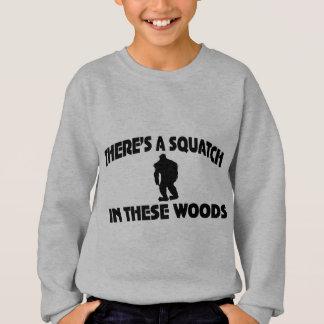 Hay un Squatch en estas maderas Playera