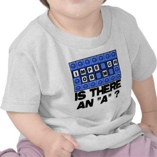 Hay una A Camiseta