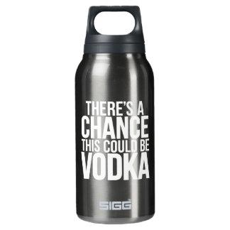 Hay una ocasión que ésta podría ser vodka