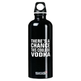 Hay una ocasión que ésta podría ser vodka - rosa