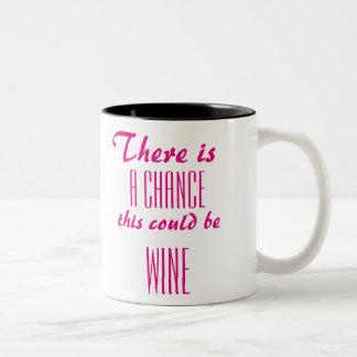 Hay una taza de café de la ocasión