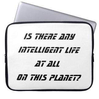 ¿Hay vida inteligente? - manga del ordenador portá Manga Portátil