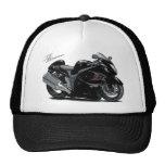Hayabusa Black Bike Trucker Hat
