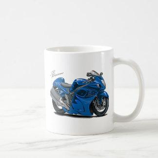 Hayabusa Blue Bike Coffee Mug