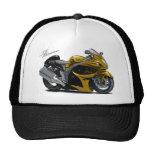 Hayabusa Gold Bike Trucker Hat