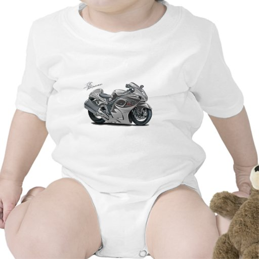 Hayabusa Grey Bike Shirt