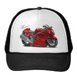 Hayabusa Red Bike Trucker Hats