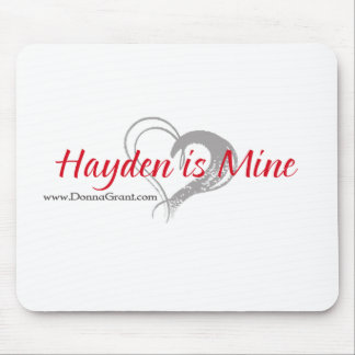 Hayden Tapete De Ratón