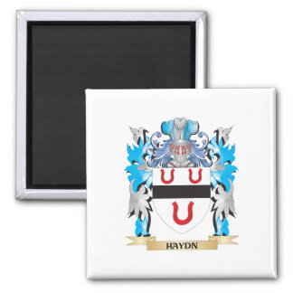 Haydn Coat of Arms - Family Crest Refrigerator Magnet