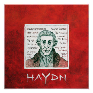 Haydn print