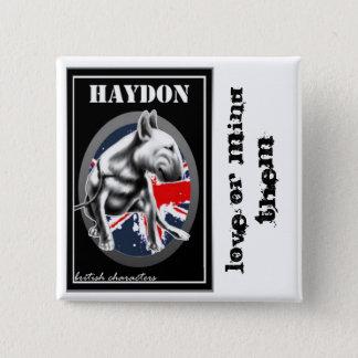 Haydon pin