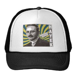 HAYEK COLLECTIVISM IS SLAVERY MESH HATS