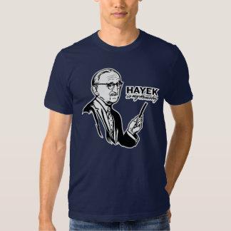 Hayek es mi camiseta del Homeboy Poleras