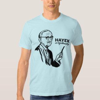 Hayek es mi camiseta del Homeboy Remera