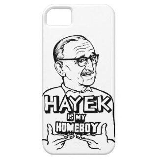 Hayek es mi Homeboy iPhone 5 Case-Mate Funda